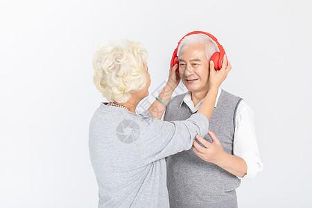 老年人退休生活图片