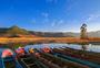 泸沽湖草海图片