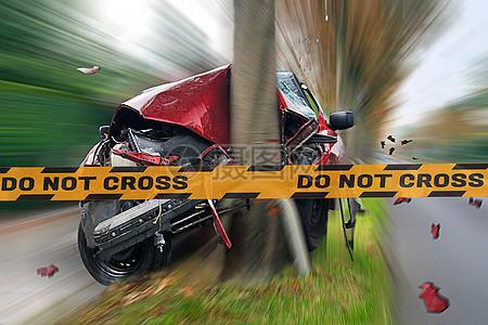 交通事故图片