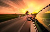 汽车速度感光效501066730图片