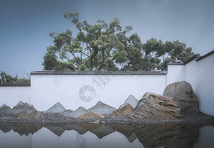 苏式园林图片
