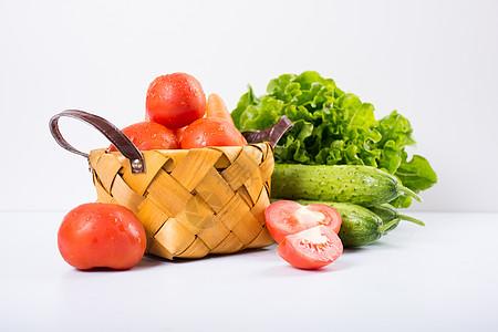 新鲜的蔬果图片