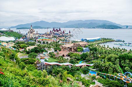 越南芽庄珍珠岛图片