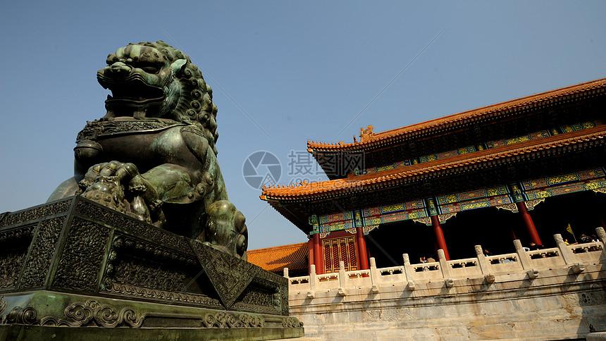 北京故宫图片