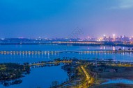 武汉东湖绿道美图图片
