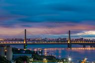 武汉天兴洲长江大桥美图图片