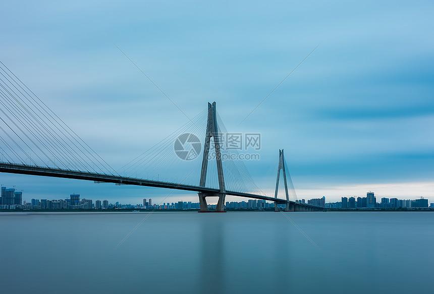武汉二七长江大桥美图图片
