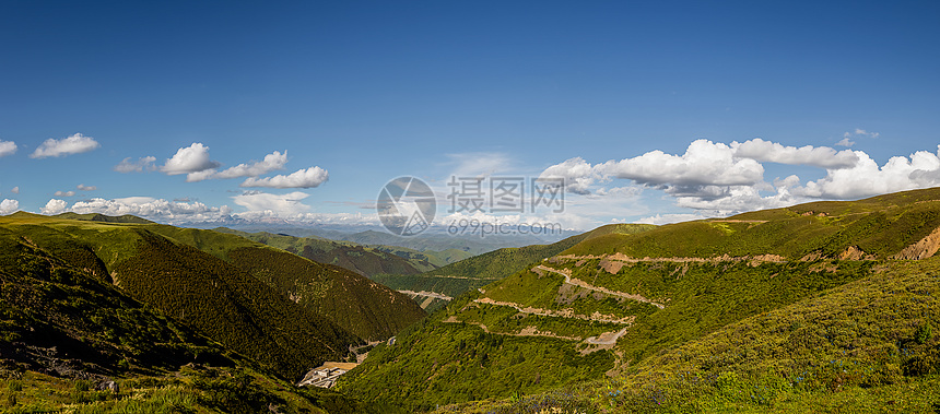 四川甘孜高原图片