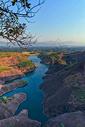 湖南郴州高椅岭山顶风景图片