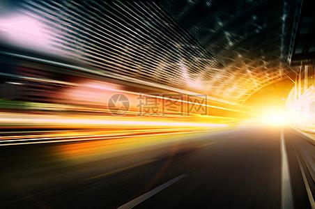 速度感光效图片