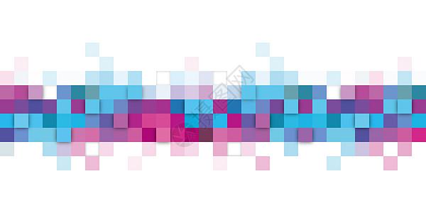 几何色块背景图片