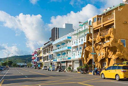 台湾垦丁海边风光图片