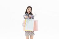 青年女性购物501070443图片