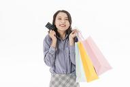 青年女性购物501071057图片