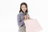 青年女性购物501071060图片