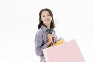 青年女性购物501071071图片
