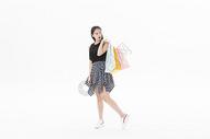 青年女性购物501071100图片