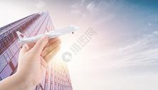 创意飞机 图片