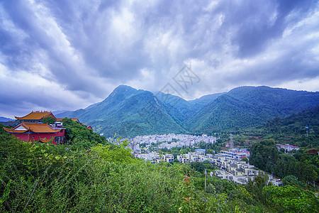 云南澄江抚仙湖景区图片