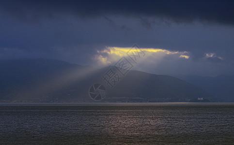 大理洱海双廊公园图片