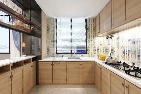 厨房空间图片