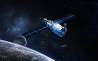 太空站卫星图片