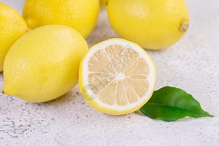 柠檬水果图片