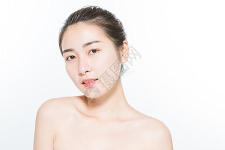 美妆女性图片
