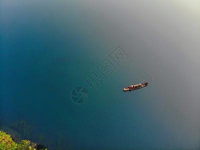 湖南郴州小东江渔船图片