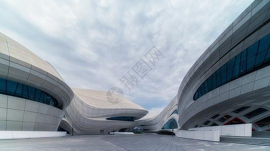湖南长沙梅溪湖大剧院图片