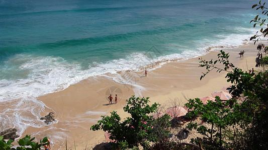 印尼巴厘岛海边图片