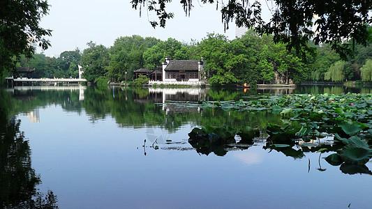 安徽合肥休闲游玩景点包河公园清凉之夏图片
