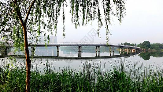 安徽合肥休闲游玩景点翡翠湖图片