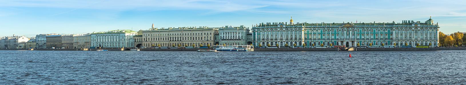 圣彼得堡涅瓦河风光图片
