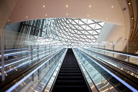 苏州中心商场室内场景图片