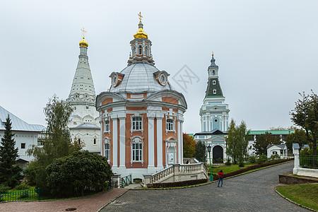 俄罗斯谢尔盖耶夫镇圣三一修道院图片