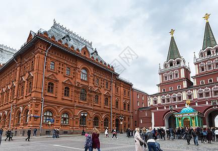 莫斯科红场国家历史博物馆图片