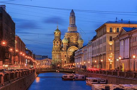圣彼得堡滴血大教堂图片