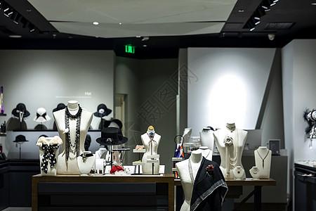 珠宝首饰商场店图片