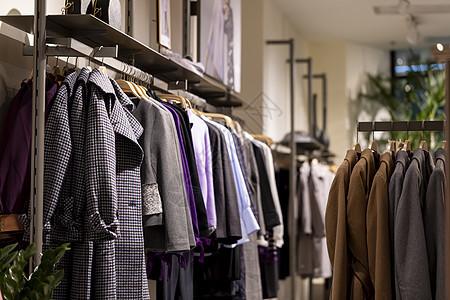 商场服装店图片