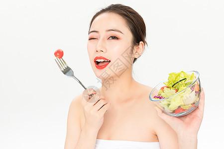 女性健康饮食图片