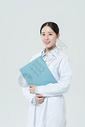 护士医师拿文件夹图片
