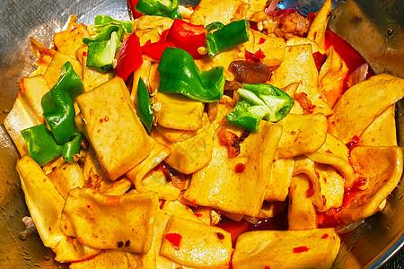 千叶豆腐美食图片
