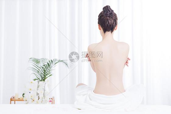 女性养生SPA图片
