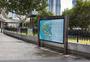 地铁广告牌图片