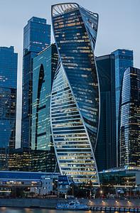 莫斯科著名商业区莫斯科城图片