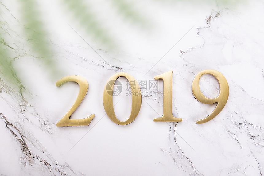 数字2019图片