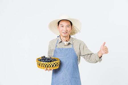 果农葡萄展示图片