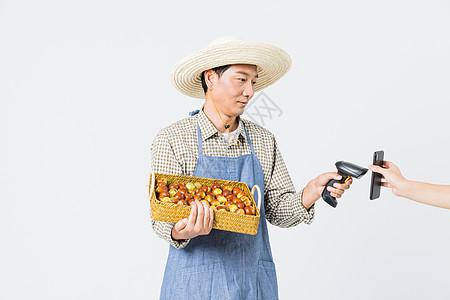 果农交易移动支付图片