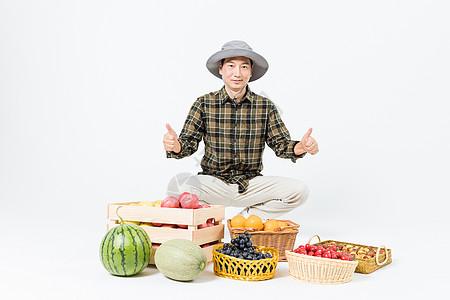 果农水果丰收图片